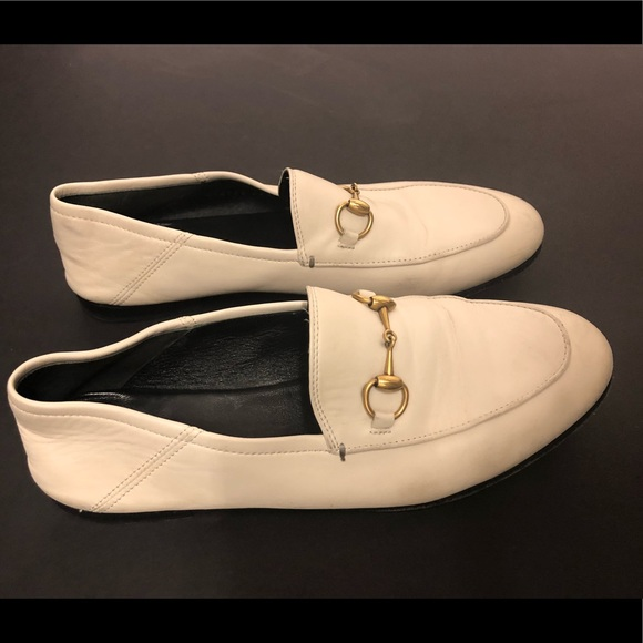 c203dc23163 Gucci Shoes - Gucci brixton foldover horsebit loafers 414998